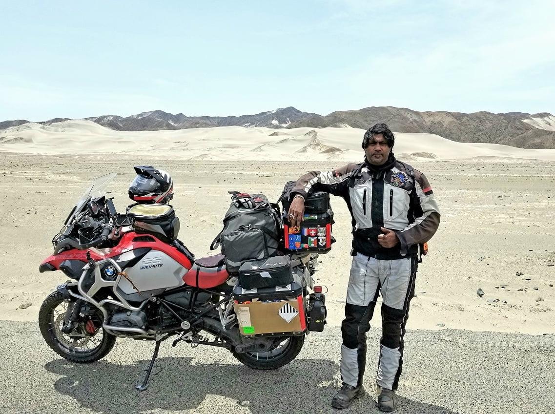 One World One Ride in 270 Days - News Sense