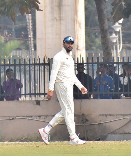 3-3 Punjab and Bengal teams struggles as they heads for Ranji Trophy