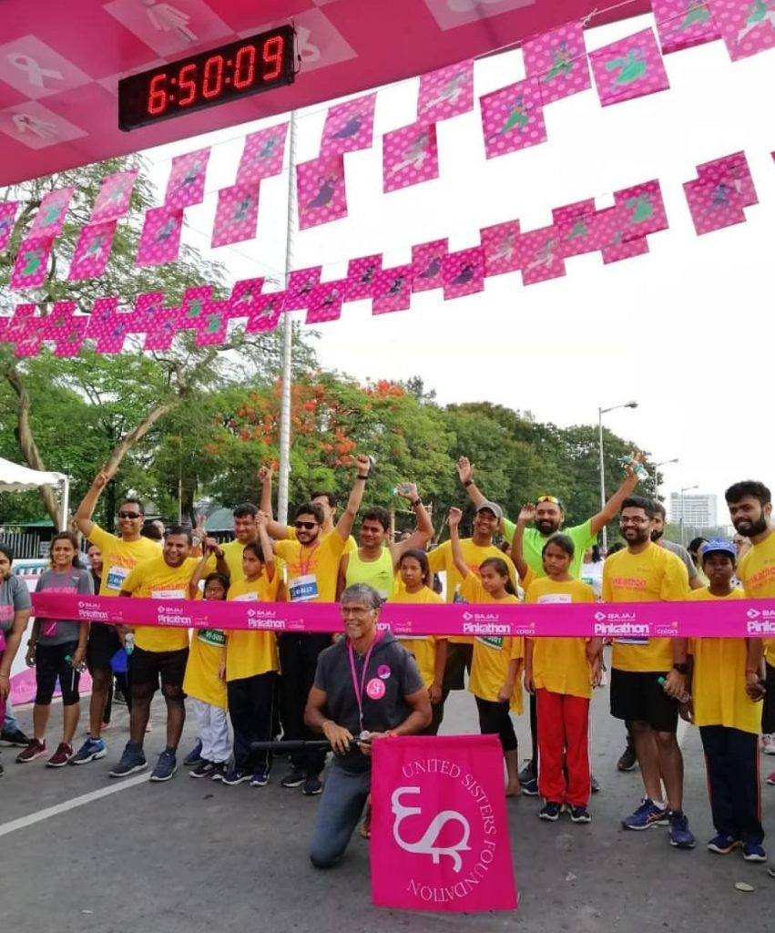 3-2-851x1024 Pinkathon to Promote Health and Fitness among women