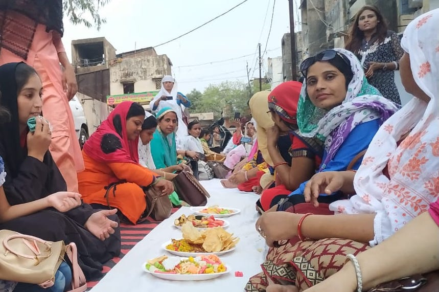 3 All women Iftar Party in Bhopal