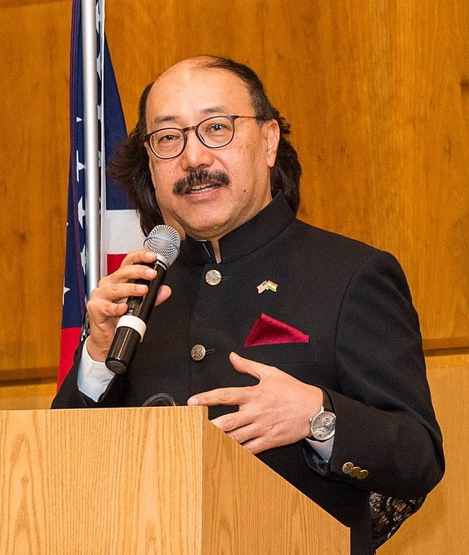 Ambassador_Shringla Indian Embassy to impart 'Hindi' class at US University