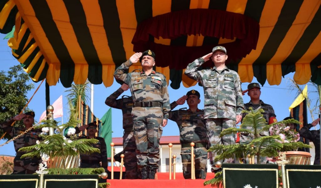 2-2-1-1024x599 India-China joint Army exercise culminates