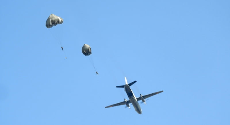 3 - Indian Army Conducts Biggest Airborne Exercise in Northeast