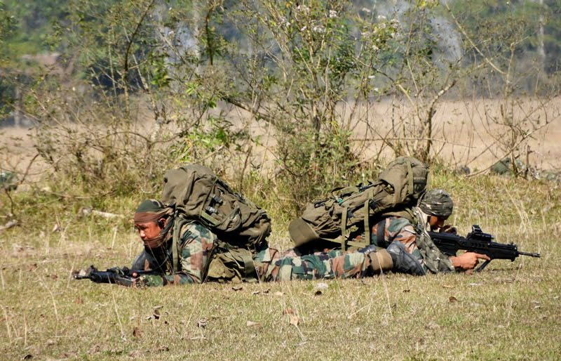 4 - Indian Army Conducts Biggest Airborne Exercise in Northeast