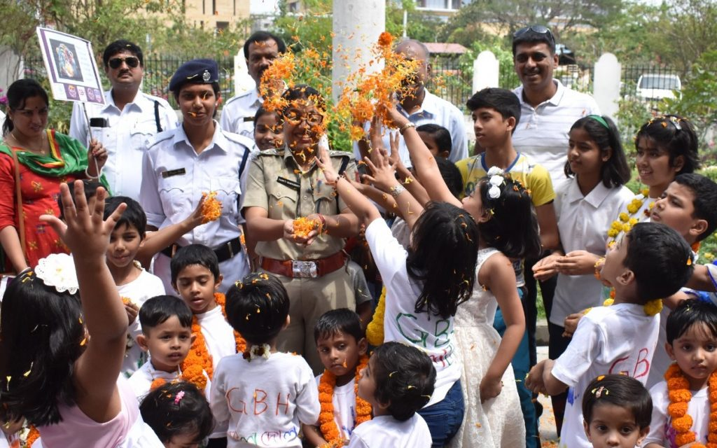 2 1024x640 - New Town Celebrates Basanta Utsav and International Women's Day with Colorful Programmes